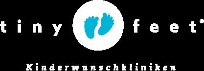 Tiny Feet Kinderwunschkliniken Logo